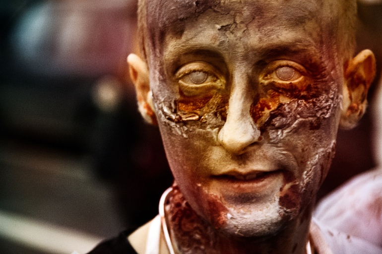 evil doctor zombie