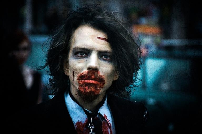 blood beard zombie