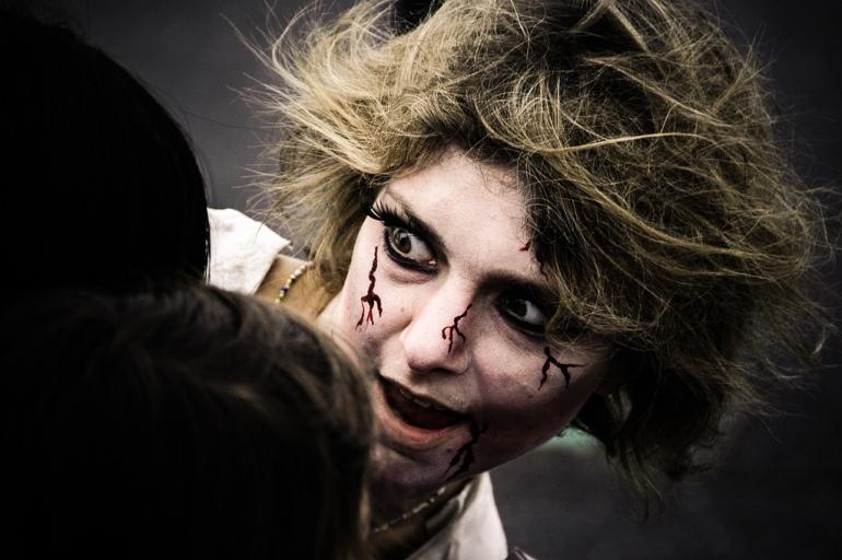 return of the vegan zombie