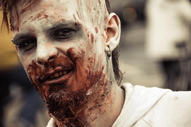 sly zombie