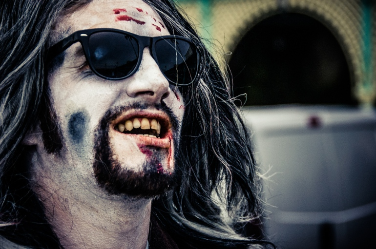 the dude zombie