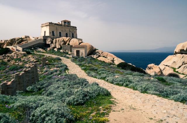 Punto di Osservazione del Tramonto in Sardinia